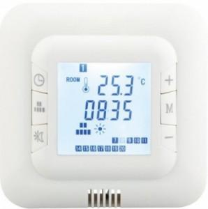 Программируемый регулятор температуры HQQ TR16